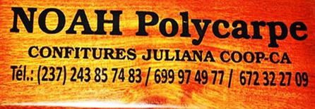 CONFITURES JULIANA COOPERATIVE (NOAH POLYCAPE)