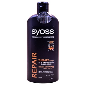 SYOSS SHAMPOOING REPAIR 500ML