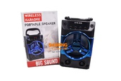 Radio portable speaker big sound wireless karaoke