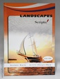 Landscape scripto 200 pages cartonné
