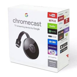 Chromecast-Wireless Dongle TV