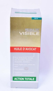 Huile d'avocat Action Totale 60ml