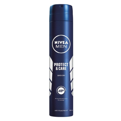 NIVEA DEO PROTECT&CARE MEN 200ml