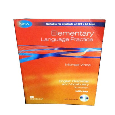 Elementary Language Practice: English Grammar and Vocabulary