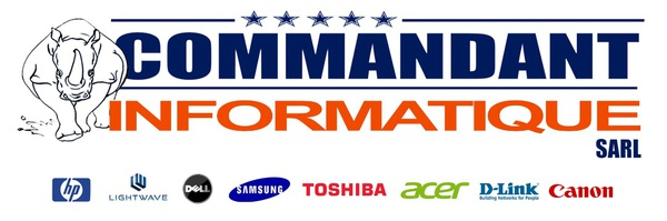COMMANDANT INFORMATIQUE