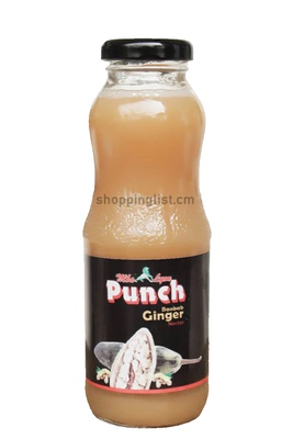 Jus punch  Baobab Ginger