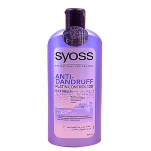 SHAMPOOING SYOSS ANTI-DANDRUFF 500ml