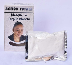 Masque à l'argile blanche Action Totale
