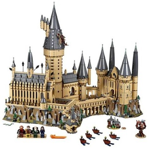 Jeu assiociatif - Chateau de Poudlard Harry Potter