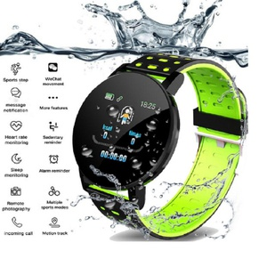 Montre Intelligente Smart Bracelet Vert / Electronique 3