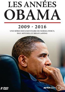 DVD DOCUMENTAIRE - LES ANNEES OBAMA: 2009 - 2016 (126 min)