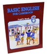 Basic English for Cameroon Pupil's Book 6
