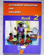 Citizenship Education for Colleges Book 2