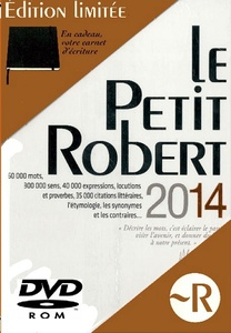 DVD Multimédia - LE PETIT ROBERT 2014