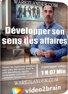 DVD Coaching - DEVELOPPER SON SENS DES AFFAIRES - 1h 07 min