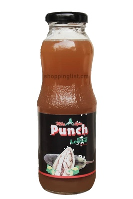 Jus punch Baobab Lemon