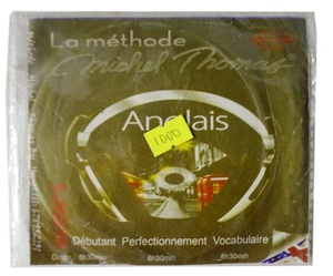 CD La Méthode Michel Thomas Débutant Perfectionnement Anglais