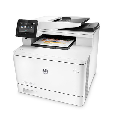 IMPRIMANTE HP COLOR LASERJET MFP