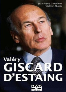 DVD DOCUMENTAIRE - VALERY GISCARD D'ESTAING : Le pouvoir (2h 35 min)