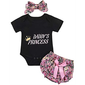 Ensemble pour Nourisson-Daddy's Princess