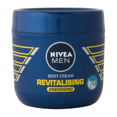 NBODY REVITALISING ENERGISING CREAM 400ml