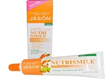 Jason Natural, NutriSmile, Orange, Cannelle et menthe, 4,2 oz (119 g)