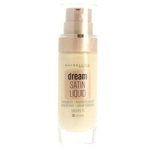 Fond de Teint Dream Satin Liquide By Maybelline