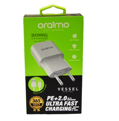 CHARGEUR ORAIMO  ULTRA FAST