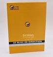 Bloc note de direction A5 portable