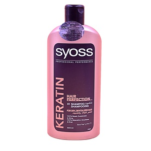 SHAMPOOING SYOSS KERATIN HAIR PERFECTION 500ml