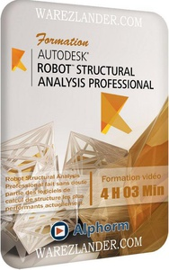 DVD vidéo Elephorm - Formation Robot Structural Analysis Professional