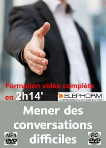 DVD Coaching - MENER DES CONVERSATIONS DIFFICILES - 2h 14 min