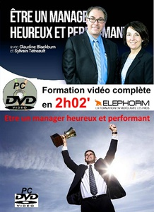 Dvd Coaching - Etre Un Manager Heureux Et Performant : 2h 02 Min