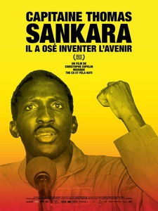 DVD DOCUMENTAIRE - THOMAS SANKARA : Il a osé réinventer l'avenir (1h 12 min)