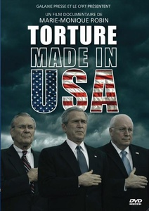 DVD DOCUMENTAIRE - TORTURE : MADE IN USA  (88 min)