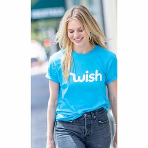 T-shirt wish blue, taille XL A2.2