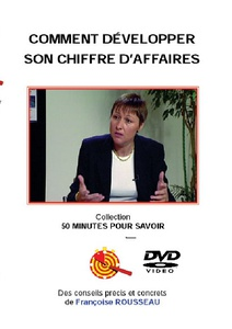 DVD Coaching - COMMENT DEVELOPPER SON CHIFFRE D'AFFAIRES - 50 min