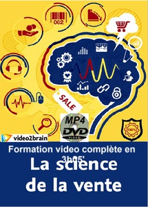 Dvd Coaching - La Science De La Vente : 3h 05 Min