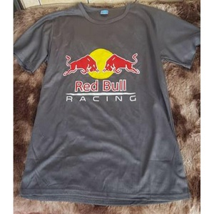 T-shirt red bull gris taille XL