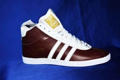 Chaussure tennis montante Adidas