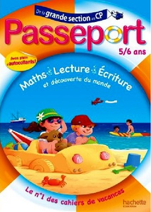 DVD Multimédia et Interactif -  Passeport GS Vers CP