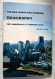 The New Human and Economic Geography for Cameroon GCE Ordinary Level