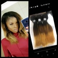 Indian hair 3 tons en taille 10 et 12