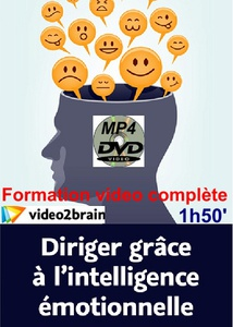 Dvd Coaching - Diriger Grace A L'intelligence Émotionnelle : 1h 51 Min