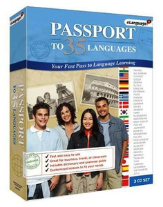 DVD Multimédia - Passeport To 35 Languages