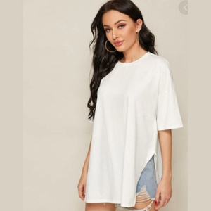 T-Shirt Blanc Taille L A5
