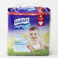 Couche jetable CARREFOUR BABY Premium Soft & Protect - 2/5 kg - 24 pcs
