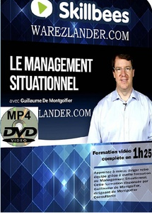 Dvd Coaching - Le Management Situationnel : 1h 25 Min
