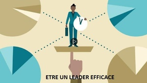 DVD Coaching - ETRE UN LEADER EFFICACE - 1h 24 min
