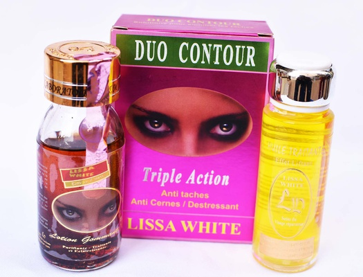 Lissa white Duo contour 60ml